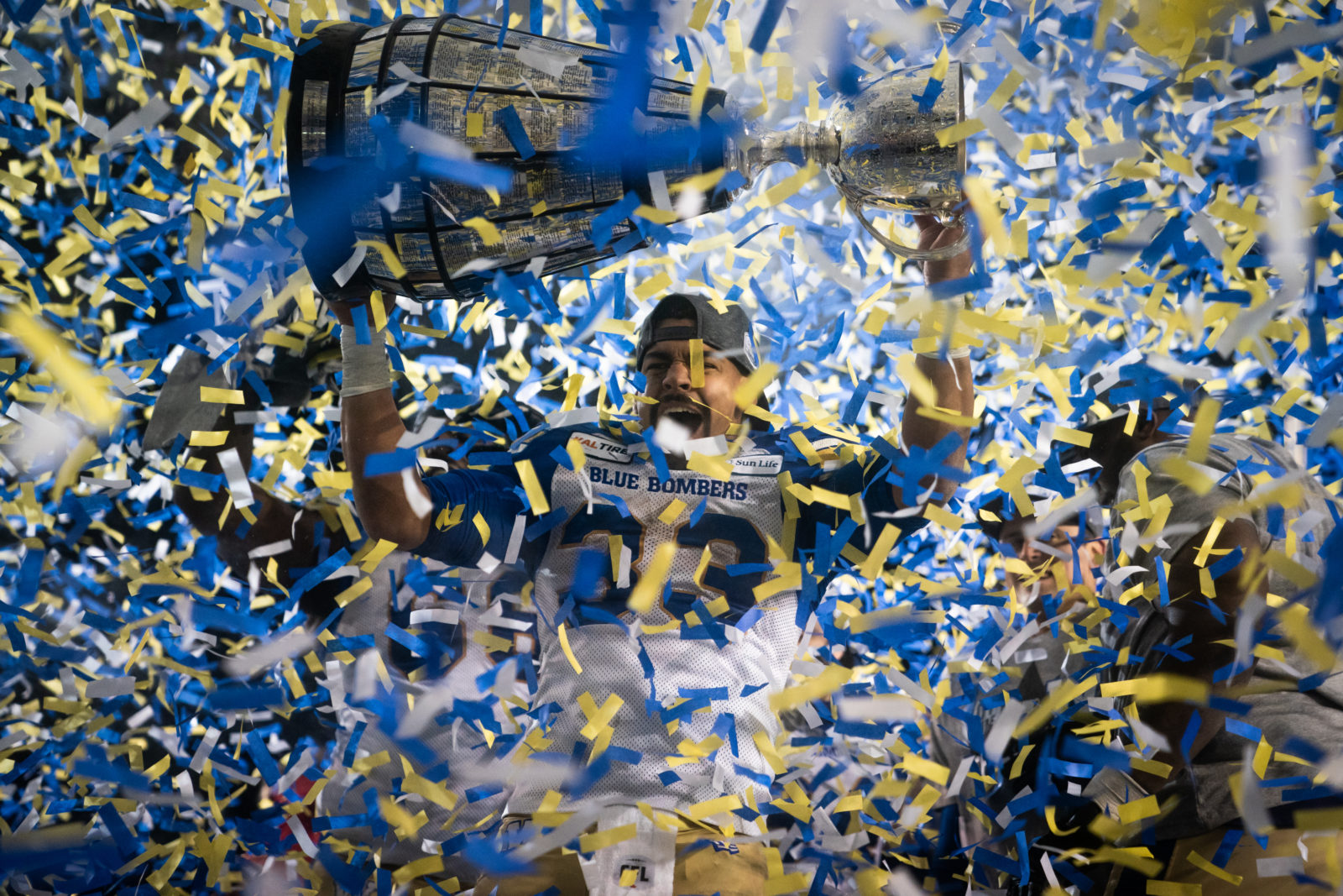 From Drought to Rout as Winnipeg win the Grey Cup
