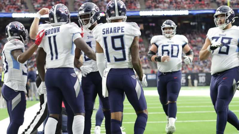 Tennessee Titans: a Wild Card story