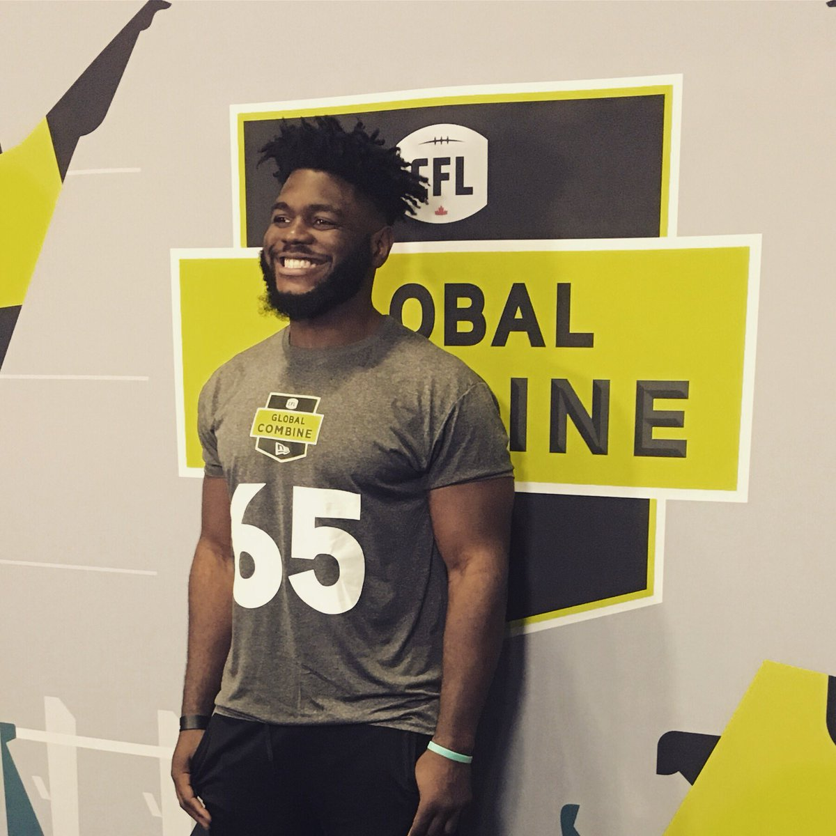 Ambition is a two way street at the UK CFL Combine