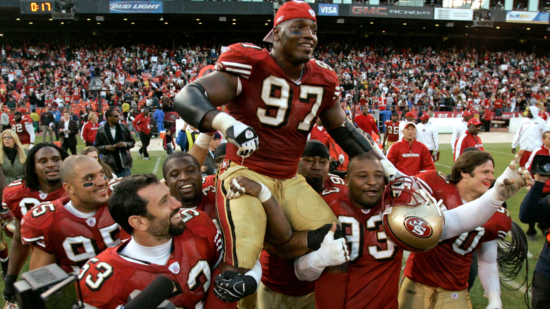 Why Bryant Young Belongs in the Hall of Fame