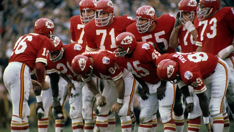 Super Bowl iv