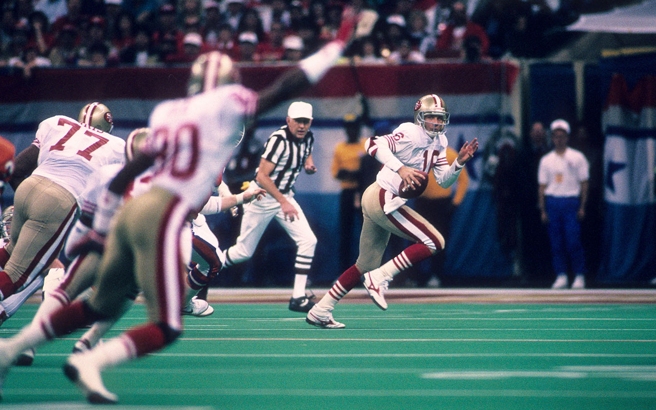 Super Bowl History: 30 Years ago