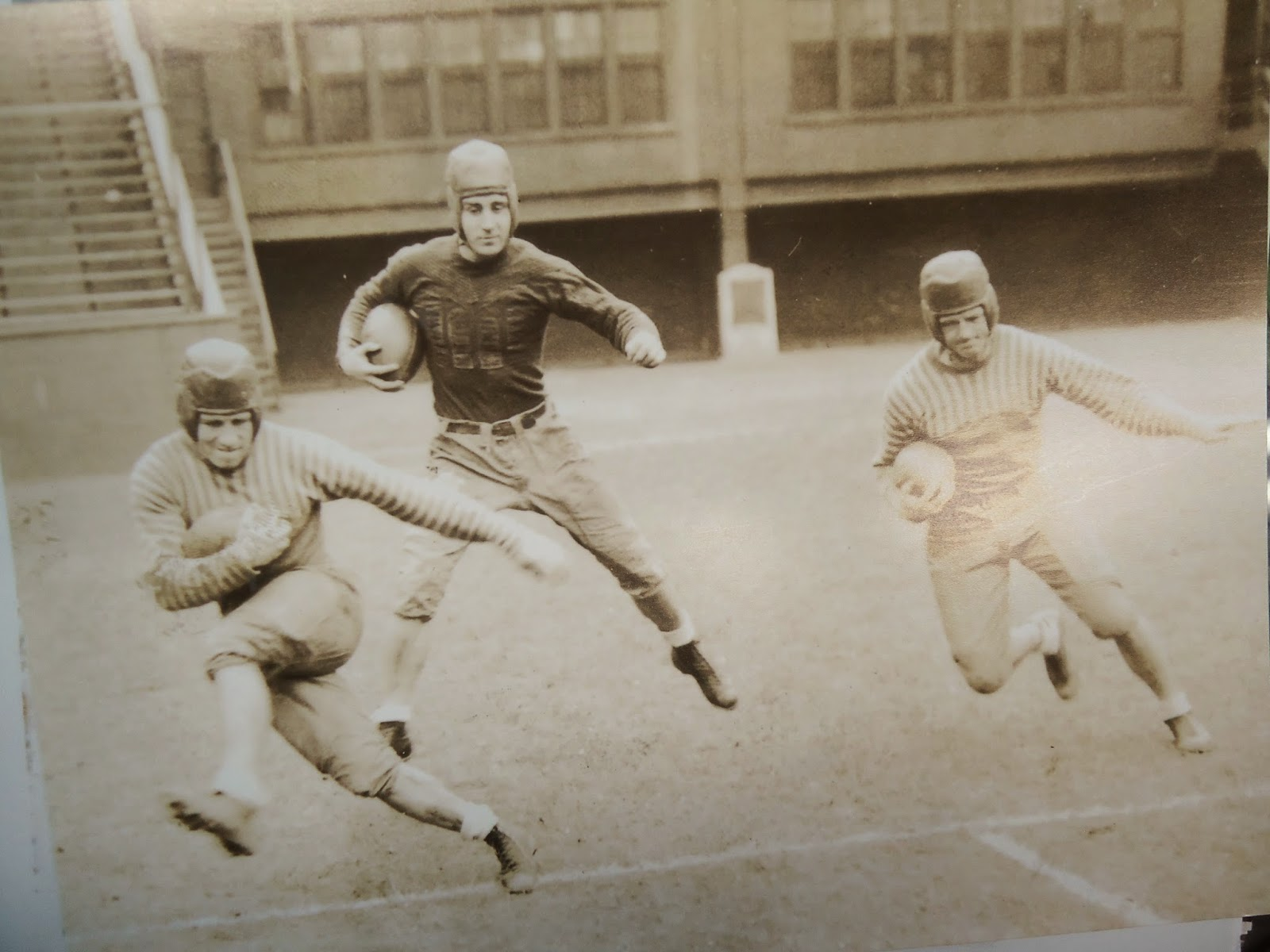 The Milestone Games: The Most Significant NFL Game of each decade- the 1930's