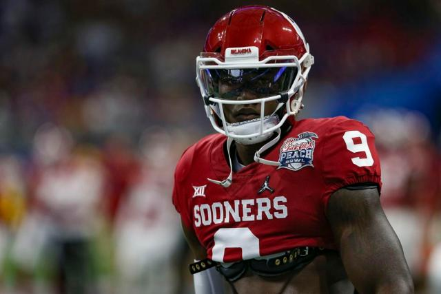 Kenneth Murray goes to the Raiders in this mock Draft