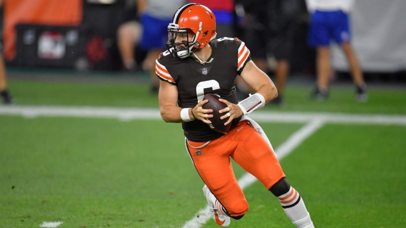 Browns rescue 2020 hopes as big guns step up