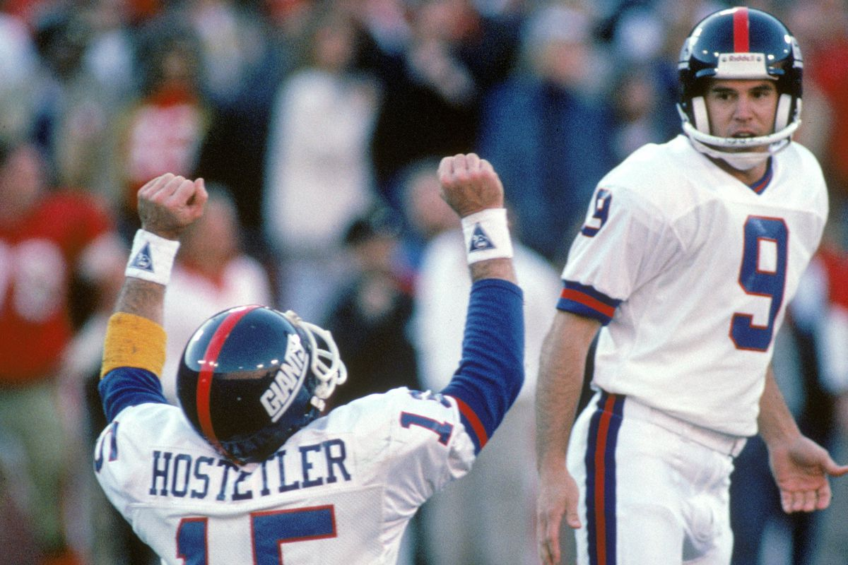Milestone Games, the most significant NFL game of each decade: the Nineties.