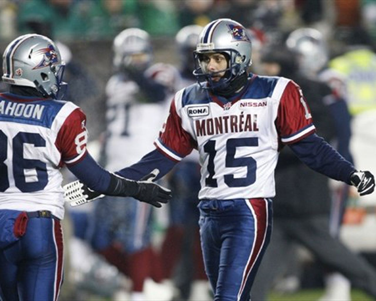 Grey Cup History: the 2010 Grey Cup game