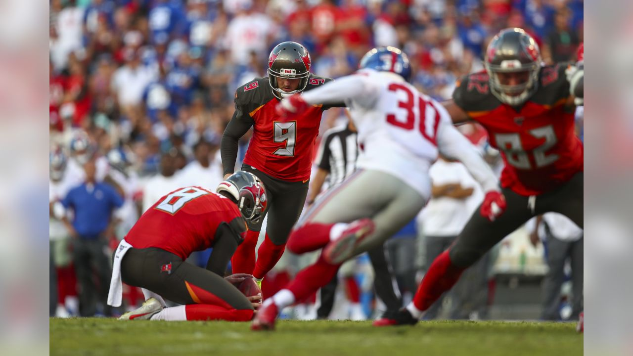 The Bucs Are After Revenge in the Big Apple