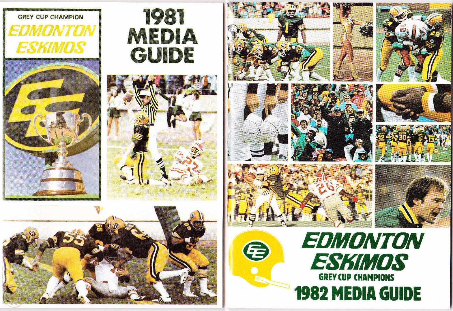 The Grey Cup Dynasties