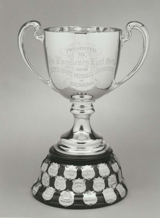 Happy Anniversary to the First Grey Cup Game