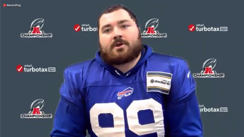 Buffalo Bills Media Availability