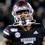 Kylin Hill at Miss State