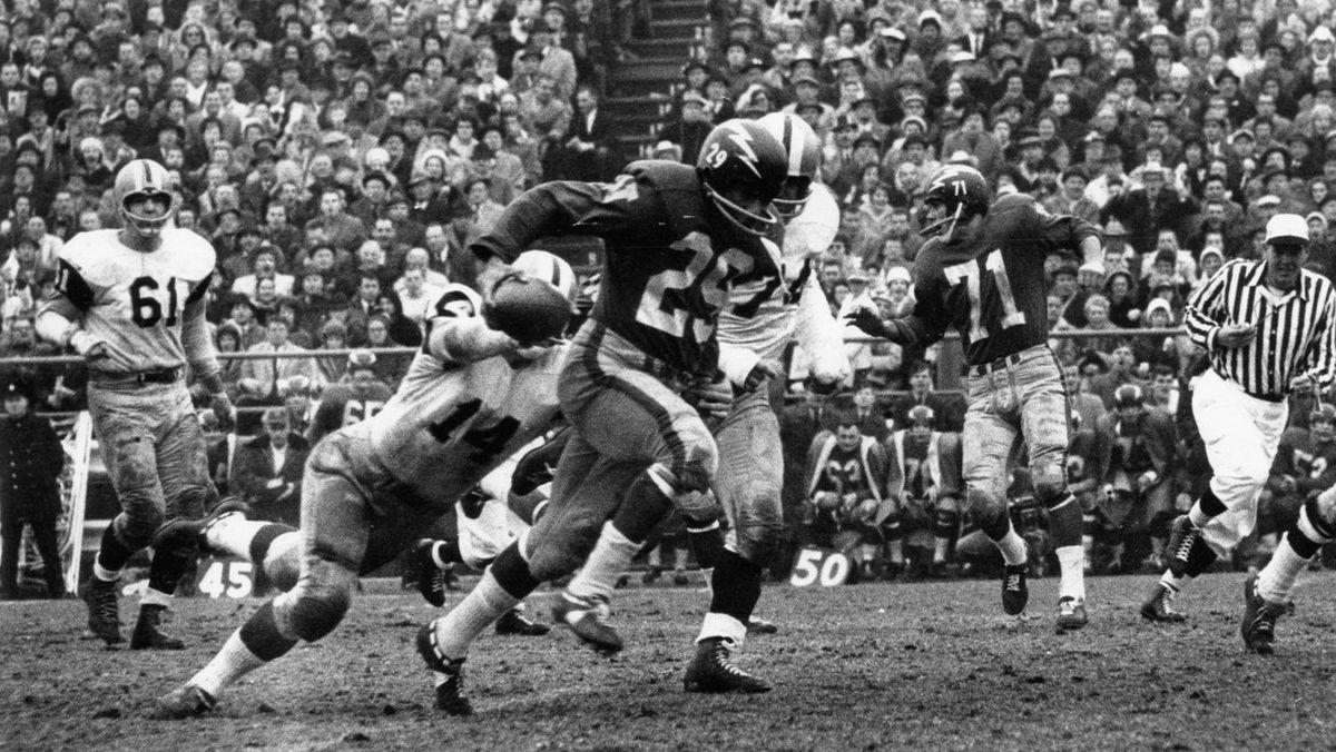 Second Wave: The CFL releases the 1960's Grey Cup Games