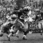 1960's Grey Cup Game