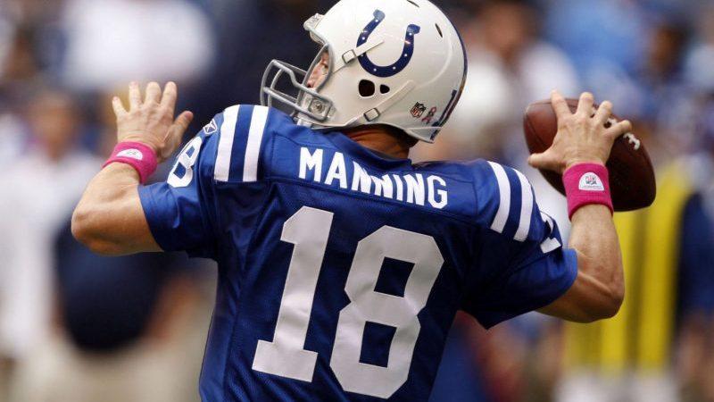 Peyton Manning. A Hall of Fame Cert?