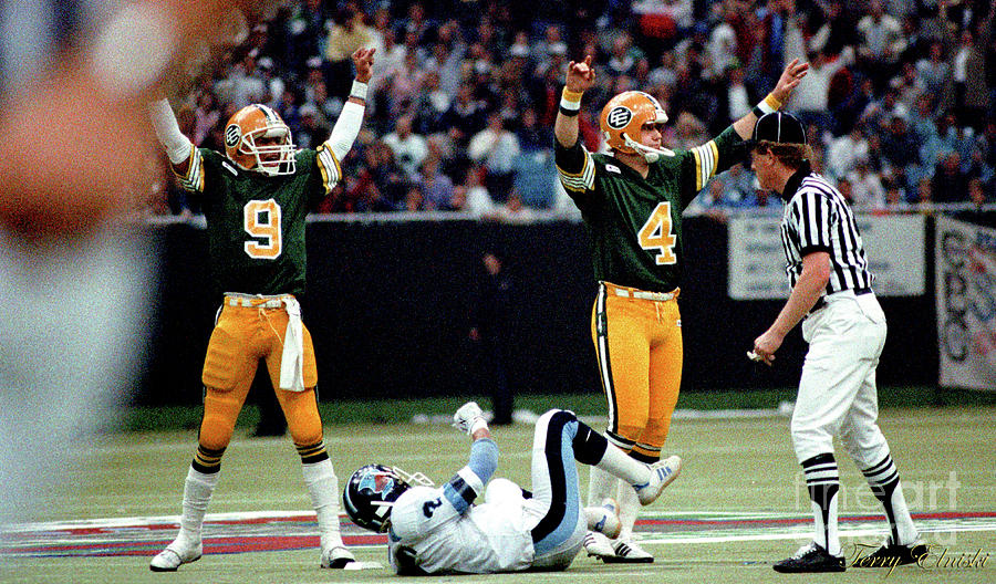 Gotta Get Back in time: CFL releases the 1980s Grey Cup Games