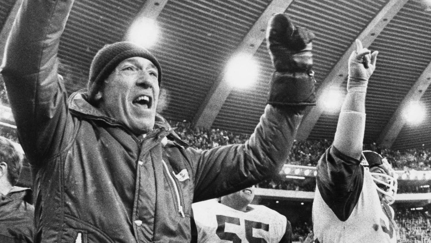 Marv Levy to the Canadian Football Hall of Fame? The Alouttes are making their case