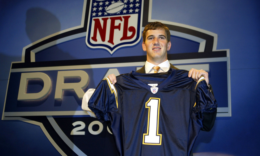 Historic Draft: 2004 – A tale of three quarterbacks by Gareth Evans