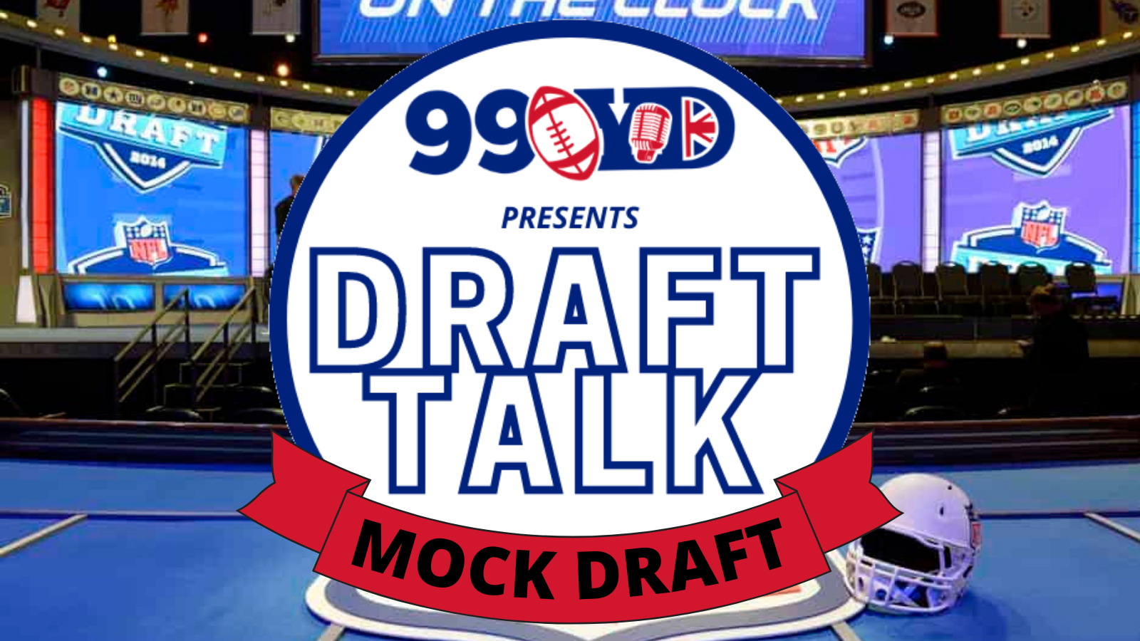 Final 2021 Mock Draft with Trades!