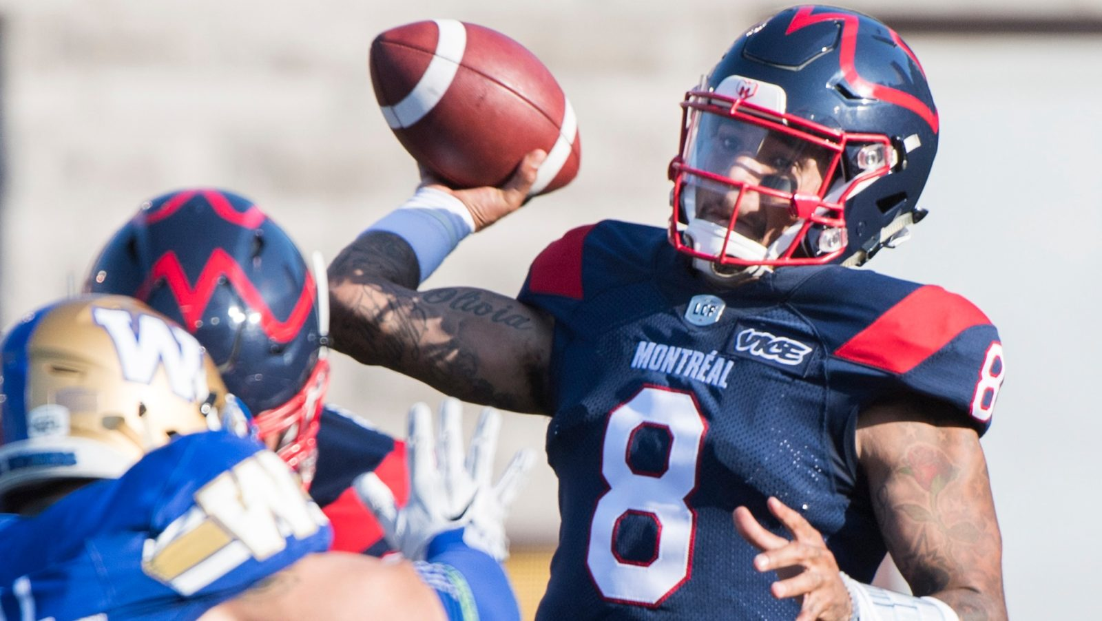 Montreal Alouettes – the team for you?