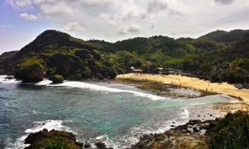 Pantai Siung Gunungkidul