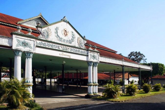 Kraton Yogyakarta Pagelaran