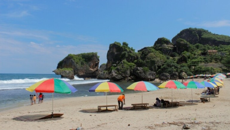 Pantai Siung Wonosari