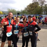 Zurich Marathon NING MUI Team Finish