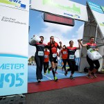 Zurich Marathon NING MUI Team Finisher