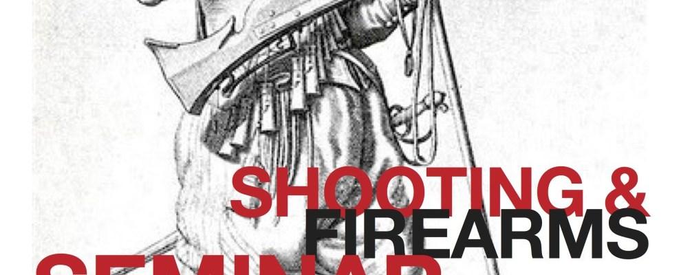 Flyer Shooting & Firearms Seminar 2015