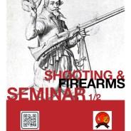 Shooting & Firearms Seminar 1/2, Spreitenbach, Switzerland, 2014
