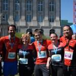 Zurich Marathon Teamrun Cityrun NING MUI Team Finishers
