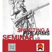 Shooting & Firearms Seminar 1/2, Spreitenbach, Switzerland, 2015