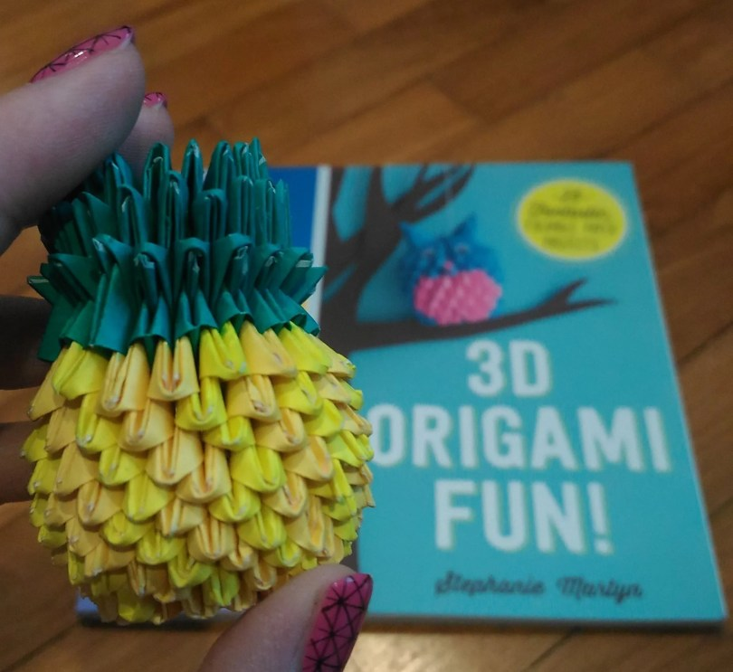 Review 3d Origami Fun 25 Fantastic Foldable Paper Projects By
