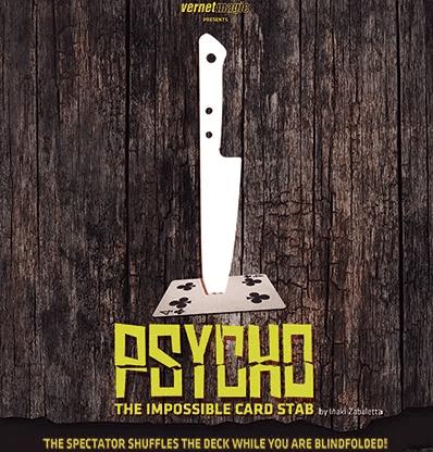 Review: Psycho by Iñaki Zabaletta and Vernet | NINGthing.com