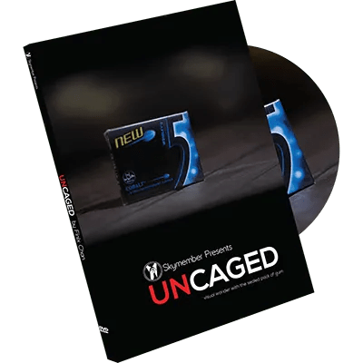 Uncaged by Finix Chan