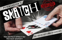 Review: SNITCH by Peter Eggink