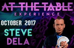 Review: At The Table Live Lecture by Steve Dela
