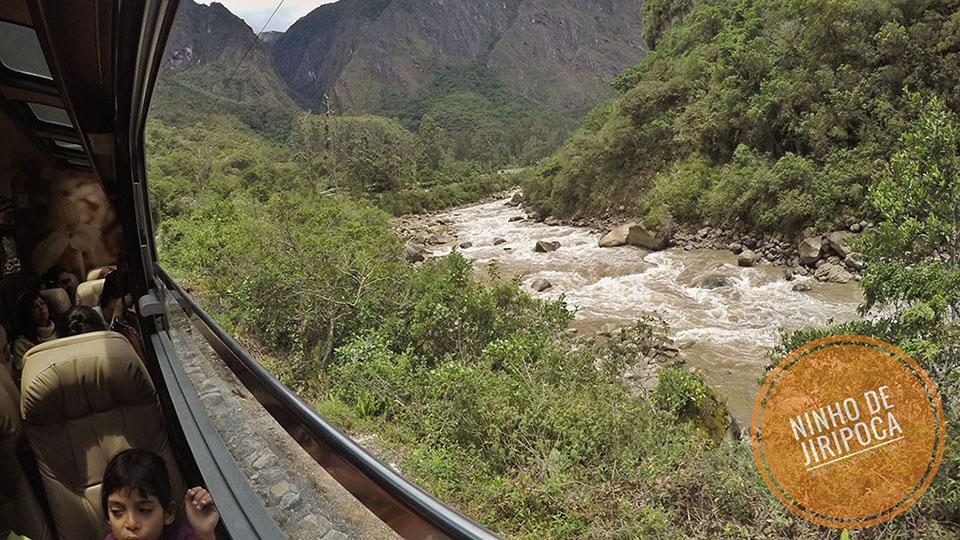 Inca Rail para Machu Picchu