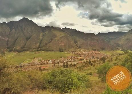 Valle Sagrado dos Incas com crianças