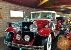 Museu do Automóvel em Gramado com crianças