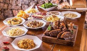 Nonna Ludia restaurante em Bento Gonçalves