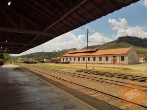 Estação de Trem de Passa Quatro