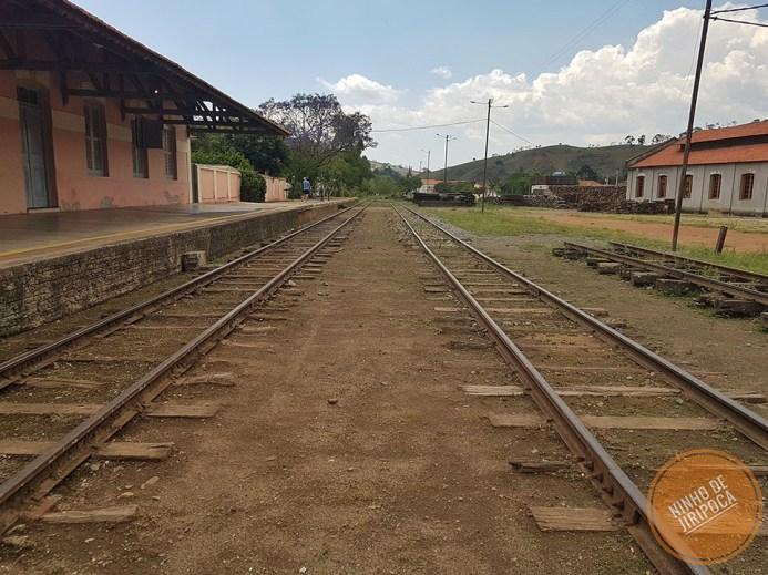 Estação Central de Trem de Passa Quatro