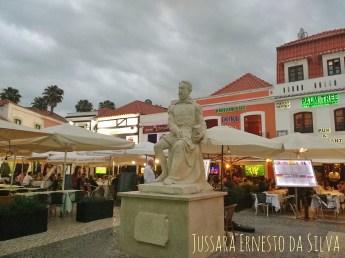 Centro histórico de Cascais