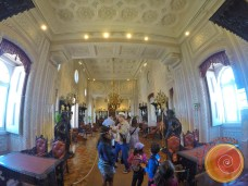 área interna do palácio nacional da pena