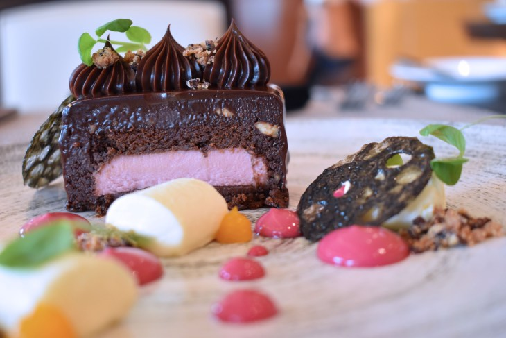 Bali Chocolate Ganache Kecombrang Infuse