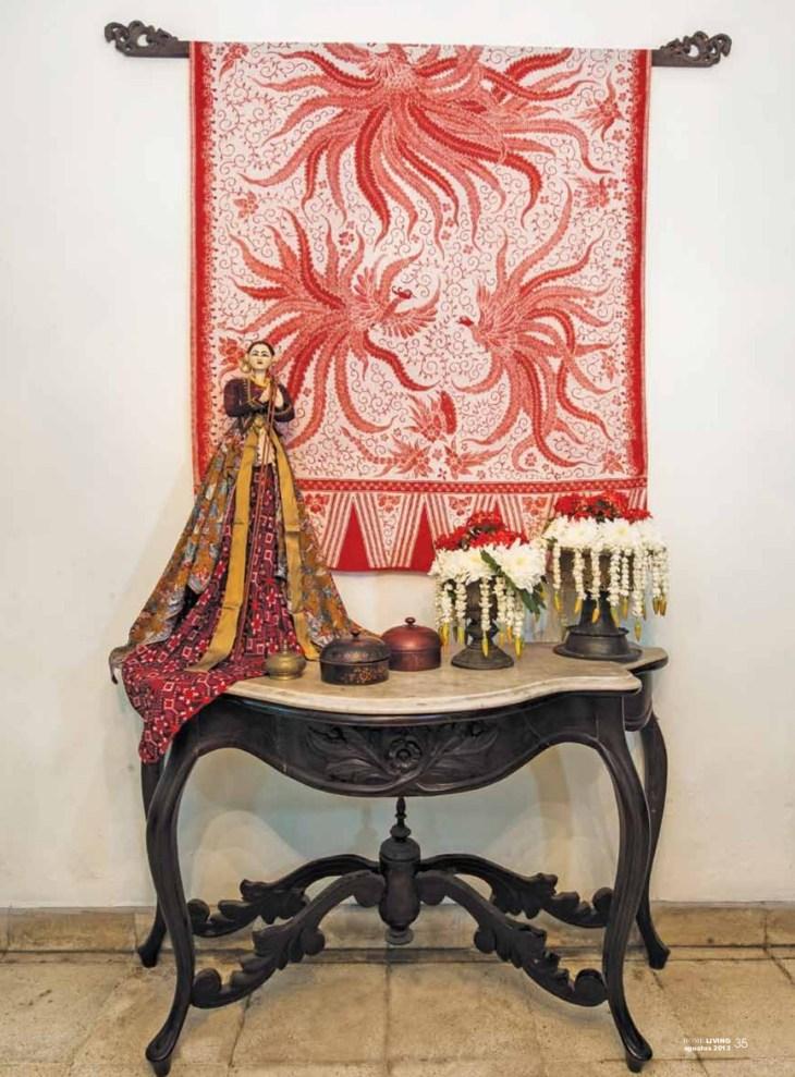 foyer bergaya indonesia