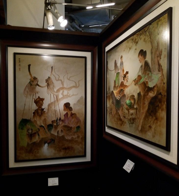 Lukisan Cheng Shui