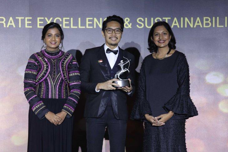 Serius di Bidang Lingkungan SHARP Indonesia Raih ACES Awards 2018